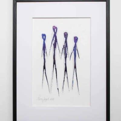 Håndlavede illustrationer - The Ink People